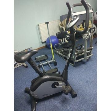 rowerek magnetyczny 7596bk-1 iron body