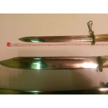 Noże myśliwskie