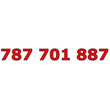 787 701 887 ŁATWY ZŁOTY NUMER STARTER