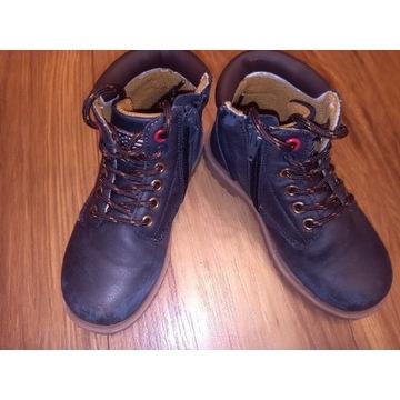 Buty jesienne chłopięce na wiązanie 29 U.S. Polo
