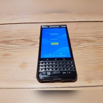 BlackBerry KeyOne 3GB - komplet + etui + szkło