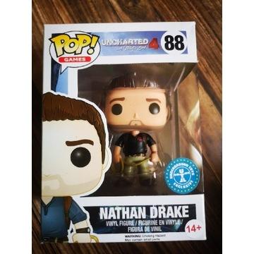 Uncharted 4 - Nathan Drake - Popvinyl