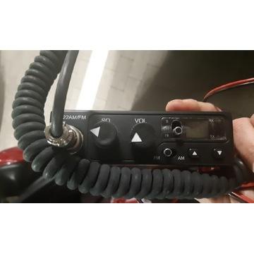 CB radio MK3 K6122AM/FM + antena Sirio