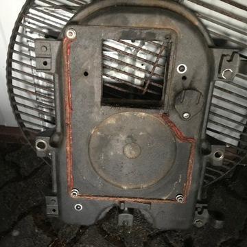 Drzwi do Buderusa G 115 z wycięciem 12x12cm
