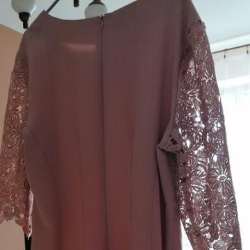Elegancka sukienka rozm.52