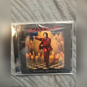 Michael Jackson Blood On The Floor CD