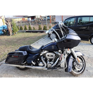 Harley-Davidson road glide fltrx 2013 14000mil
