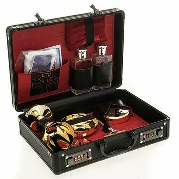 Podróżny zestaw liturgiczny dla księdza - walizka