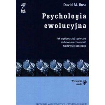Psychologia ewolucyjna  D. Buss UNIKAT