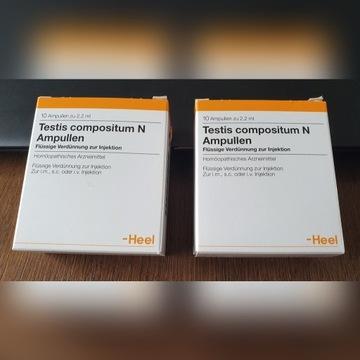 Testis Compositum N, ampułki 2,2 ml,18 sztuk