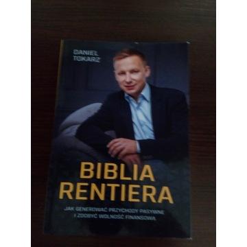 Daniel Tokarz- Biblia rentiera