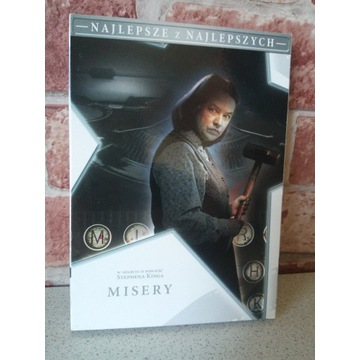 Misery dvd lektor