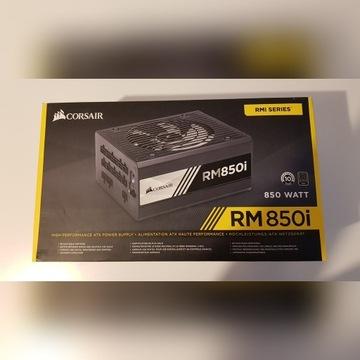 Zasilacz Corsair RM850i Komplet Gwarancja