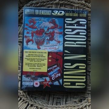 Appetite For Destruction   Guns N' Roses Bluray CD