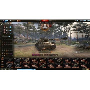 Konto World of tanks Ob279e, Ob260 ,T95/Fv4201,