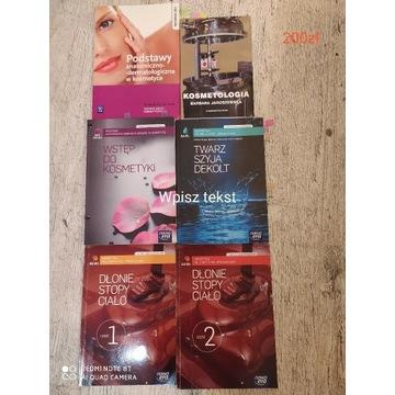 Podręczniki do nauki technik usług kosmetycznych