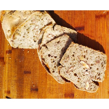 Naturalny chleb na zakwasie