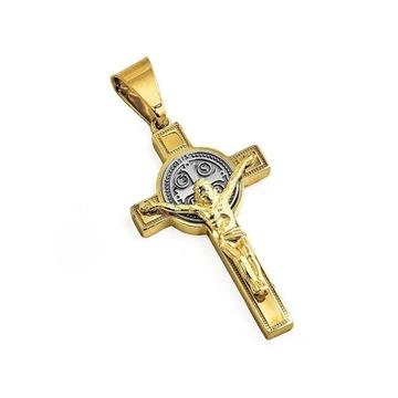 Złoty krzyżyk, próba 585