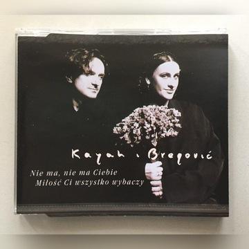 "Kayah i Bregovic ""Nie ma, nie ma Ciebie"""