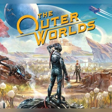 THE OUTER WORLDS PC WERSJA KOD EPIC GAMES STORE
