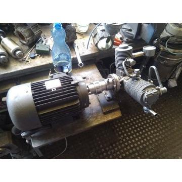 Kompresor, sprężarka wysokociśnieniowa AK150