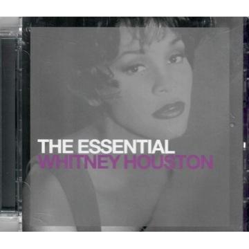 THE ESSENTIAL - WHITNEY HOUSTON CD