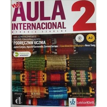 Mi Aula Internacional 2 - Podręcznik + Ćwiczenia