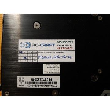 Karta Graficzna ASUS 2 GB GeForce GTX 960