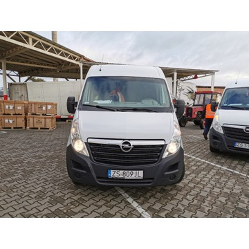Renault Master Opel Movano L3H2