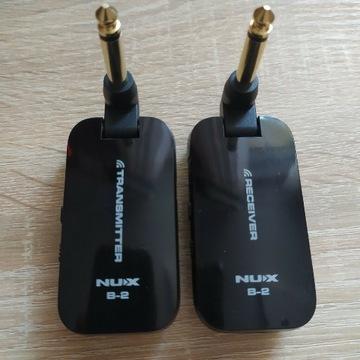 Nux B-2  bezprzewodowy system gitarowy