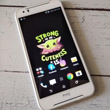Sprawny, dobry stan HTC Desire 830 dual SIM