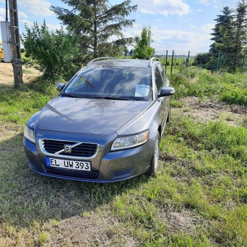 Samochody osobowe Volvo v50