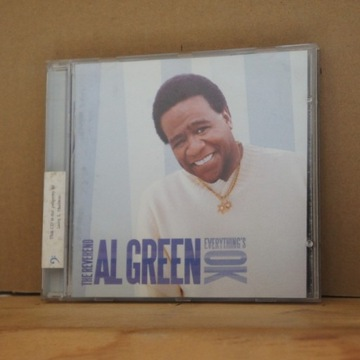 cd344. THE REVEREND AL. GREEN EVERYTHING'S OK