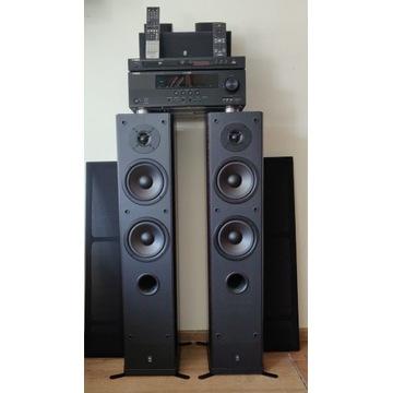Yamacha rx-v565 + dvd + k5.0