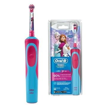 Frozen Szczoteczka elektryczna Oral-B Kids
