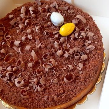 Ciasta na zamówienie Gdańsk. Sernik waniliowy