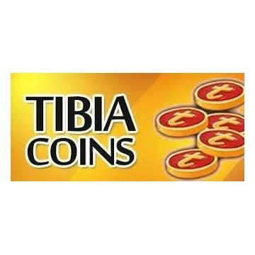 Tibia Coins 25 (TC,PACC) KAŻDY SERVER!  SZYBKO