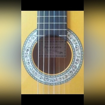 gitara lutnicza Vicente Carrillo - klasyk flamenco