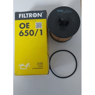 FILTR OLEJU OE 650/1 FILTRON