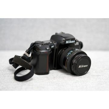 Nikon F601 Quartz Date + Nikkor 35-70 3.3-4.5