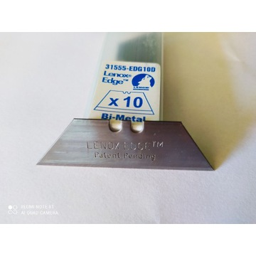 Ostrza Trapezowe Bi Metal Lenox Nożyki 1000 szt