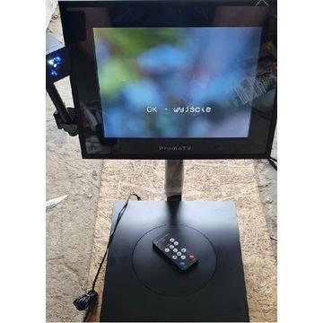 Monitor z kamerą