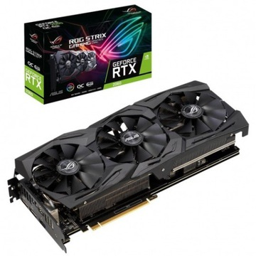 Karta graficzna ASUS GeForce RTX 2060 STRIX OC 6GB