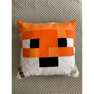 Poszewka na poduszkę Minecraft patchwork hand made