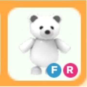 Roblox Adopt Me Polar Bear FR
