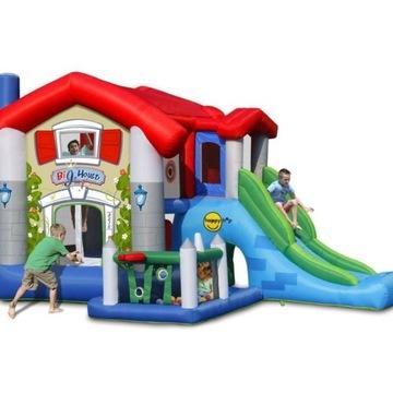 Dmuchany zamek  zjeżdżalnia dmuchaniec Big House