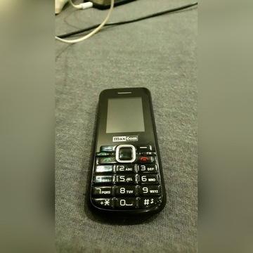 Telefon MaxCom MM131 DualSim MicroSD aparat