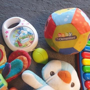 Zabawki dla dzieci smily play clementoni psi patro