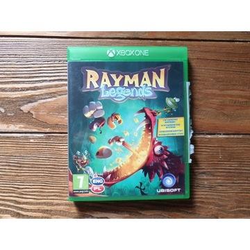 Gra na Xbox Rayman Legends