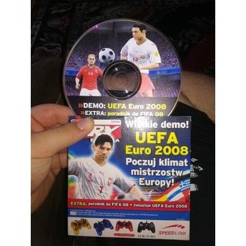 UEFA EURO 2008 demo na PC